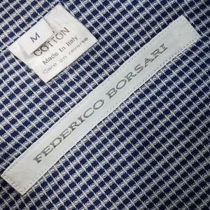 Fredrico Borsari Men's Luxury Shirt 👔